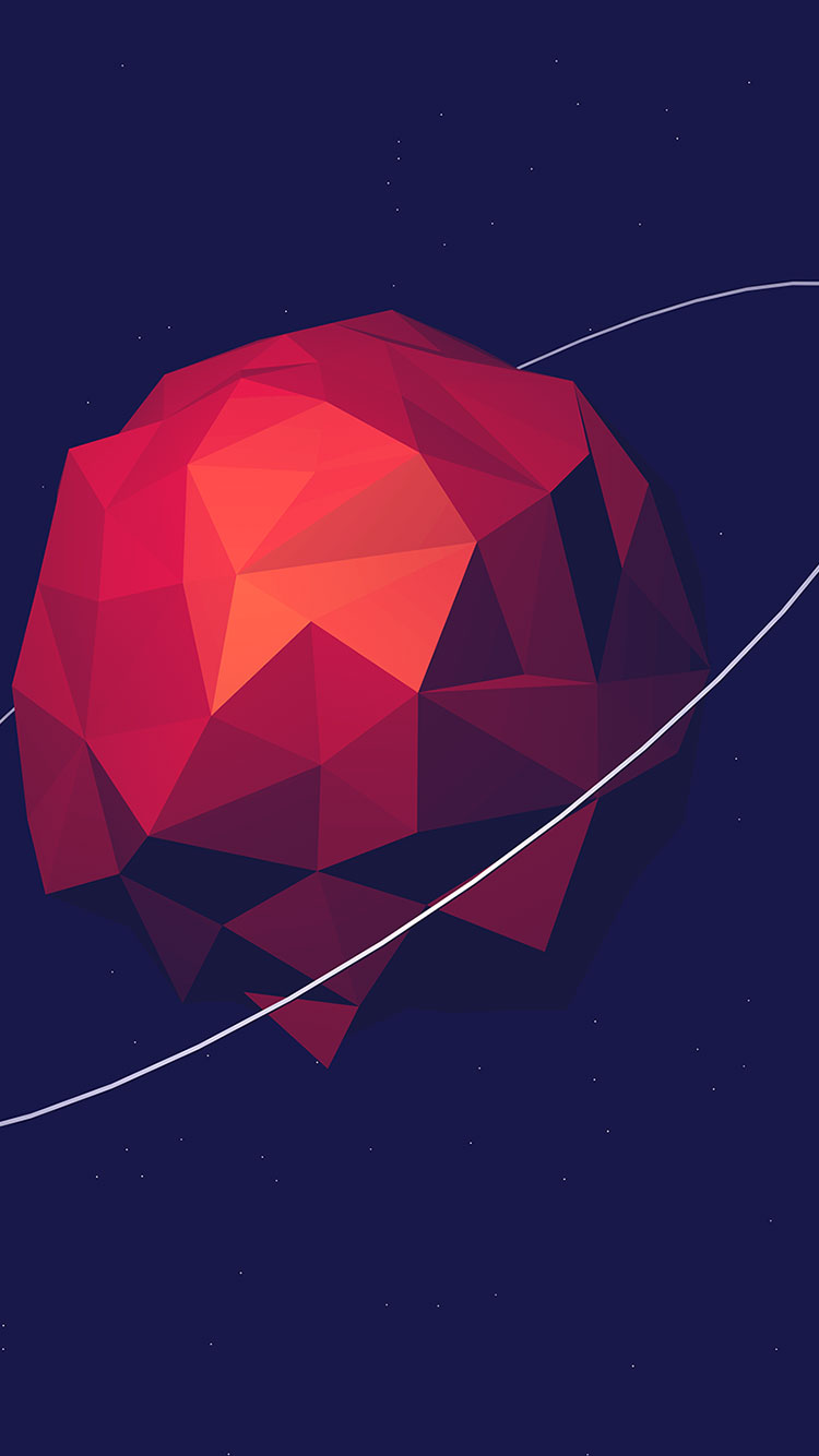 Polygon iPhone Wallpaper 25