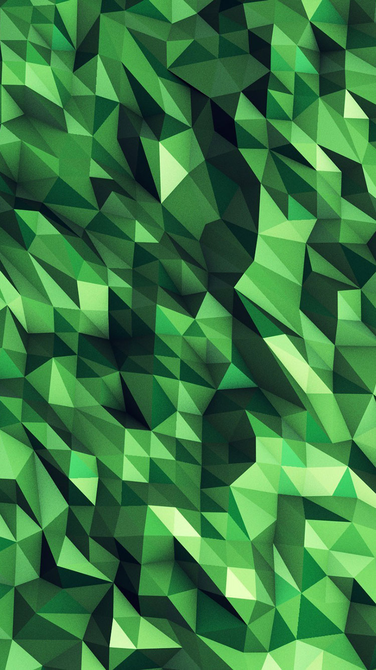 Polygon iPhone Wallpaper 9