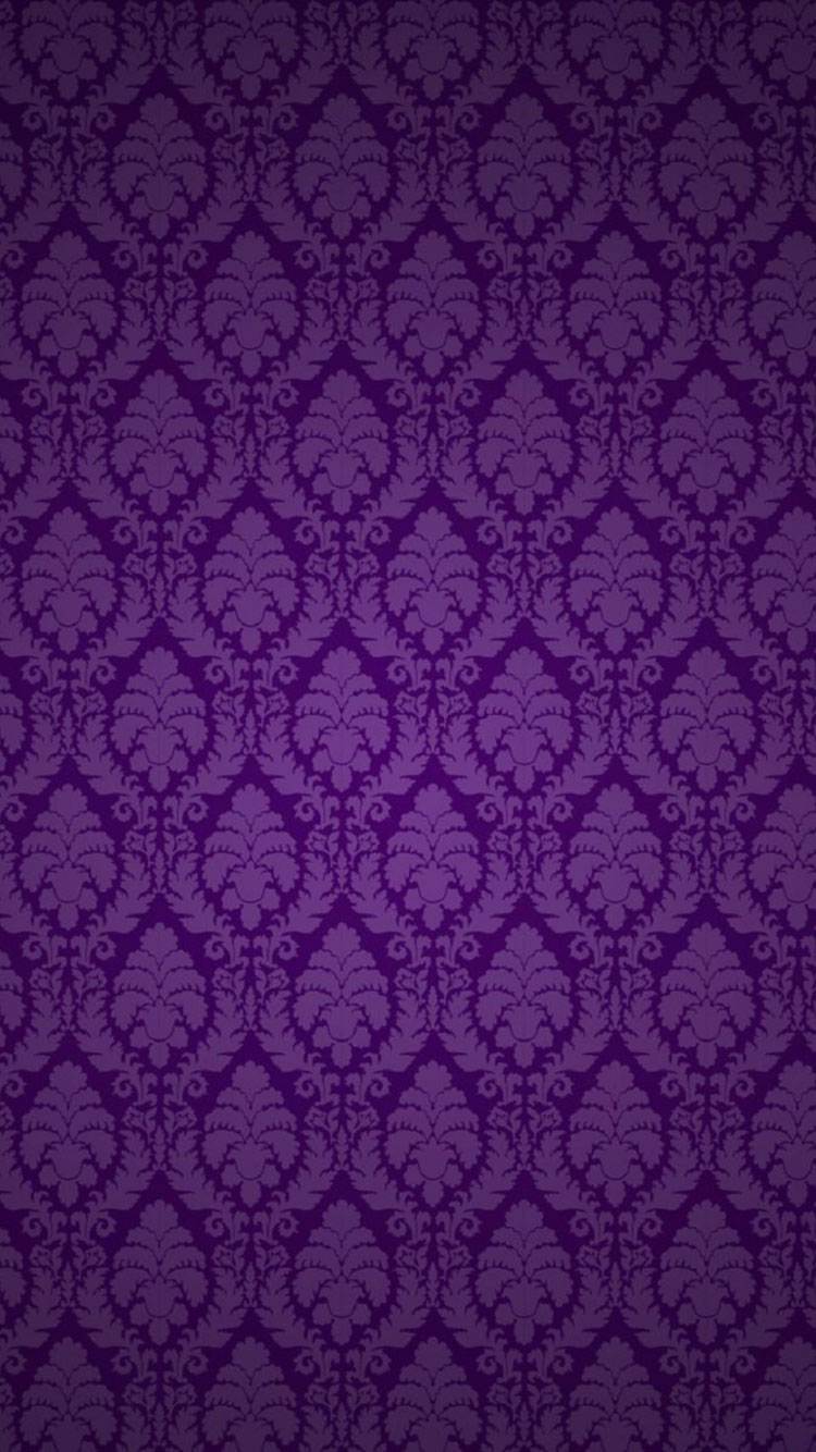 Purple iPhone Wallpaper 12