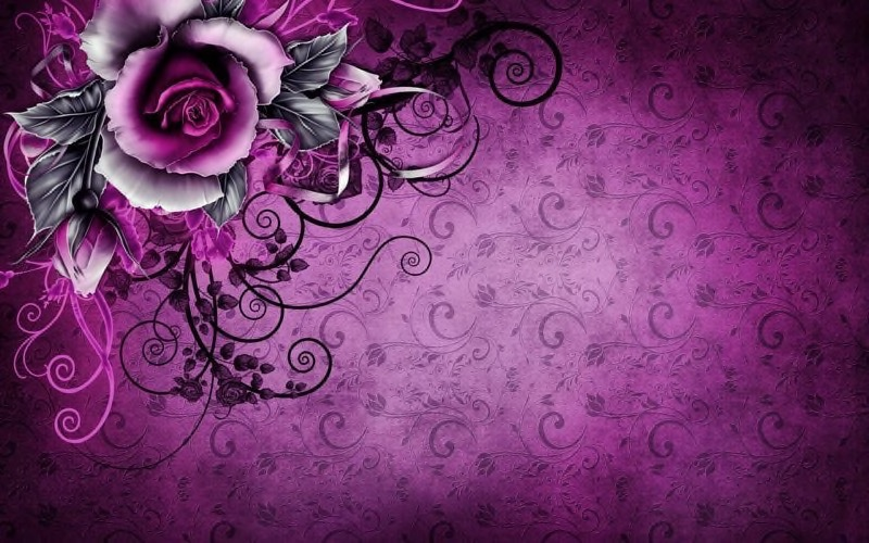 Purple Wallpaper 22