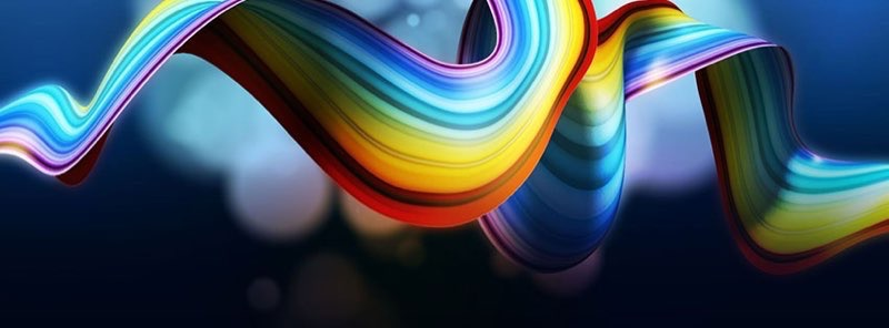 rainbow Facebook Cover 1
