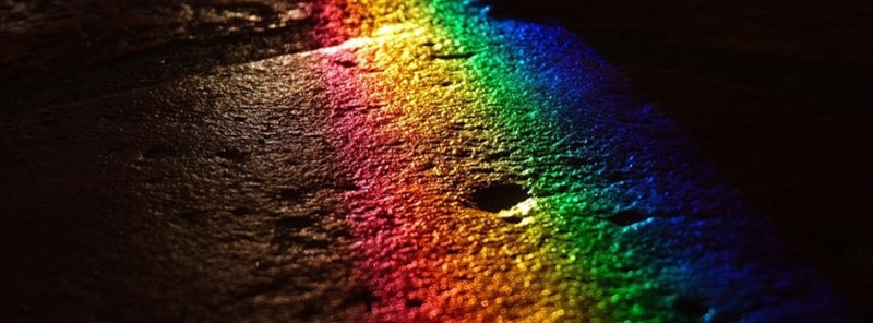 rainbow Facebook Cover 2