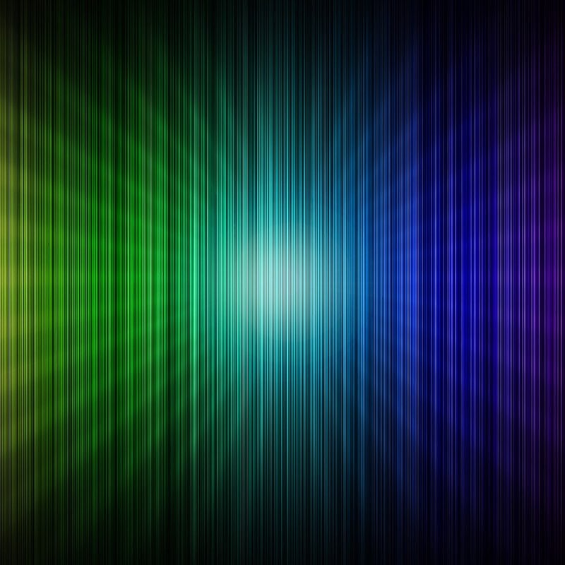 Rainbow iPad Wallpaper 11