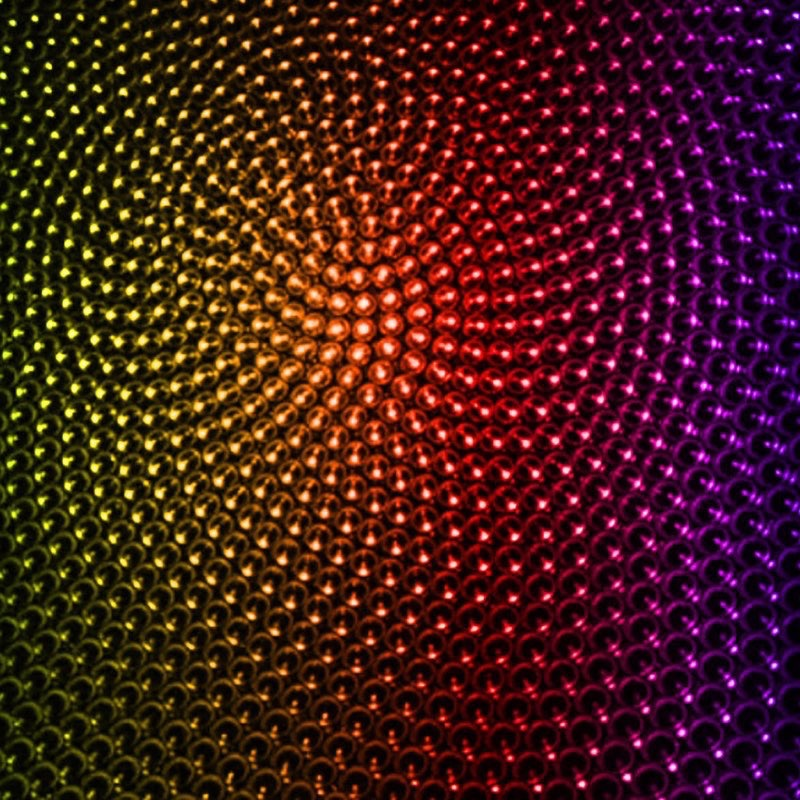 Rainbow iPad Wallpaper 14