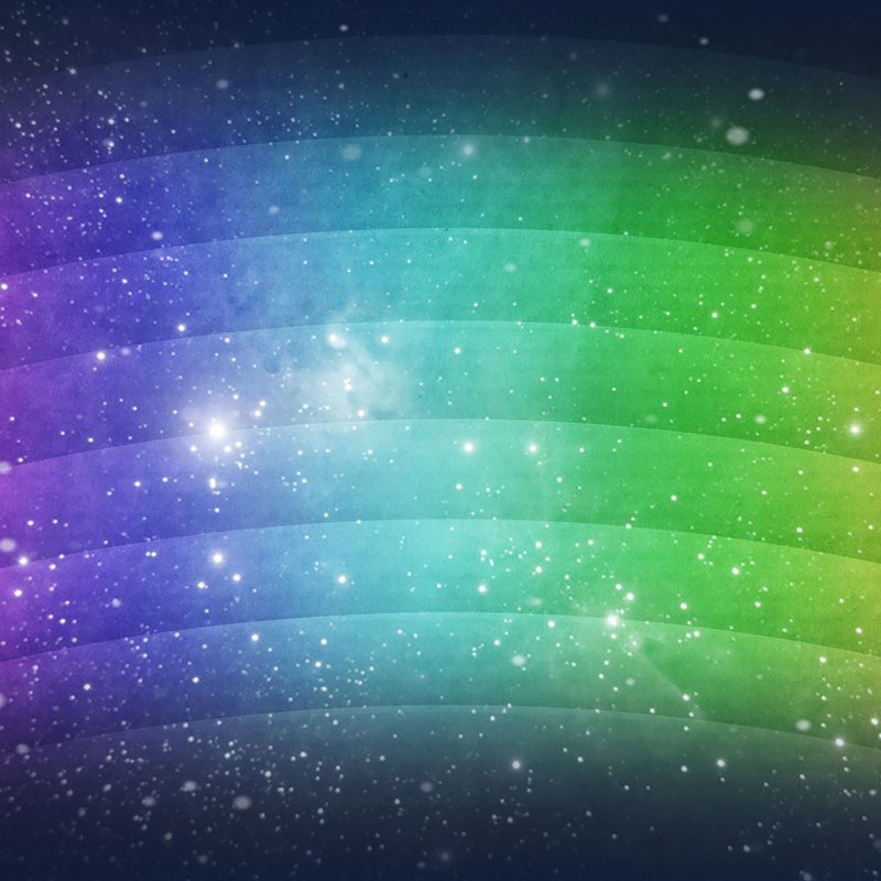 Rainbow iPad Wallpaper 22