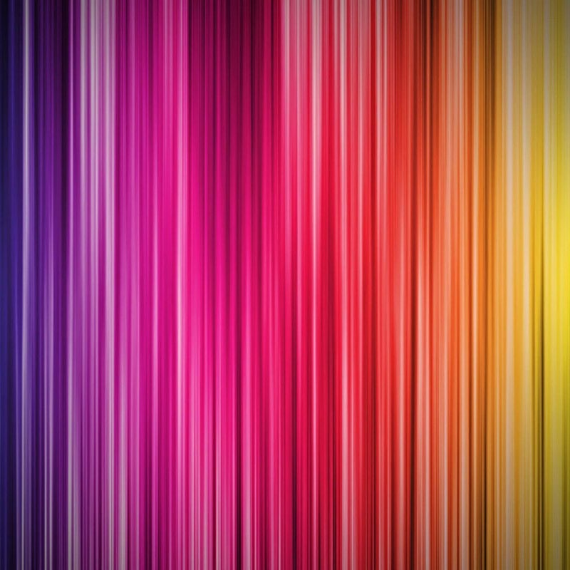 Rainbow iPad Wallpaper 7