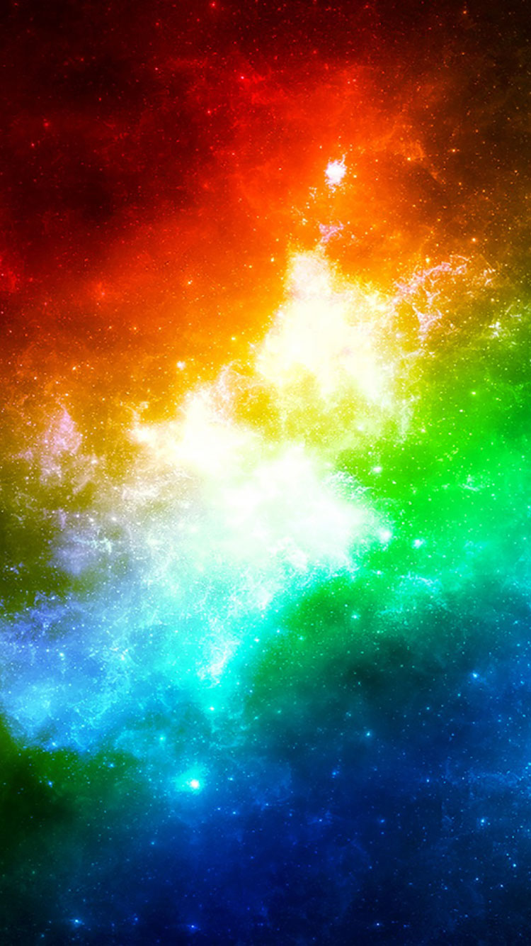 Rainbow Iphone Wallpaper Wallpaper Ideas