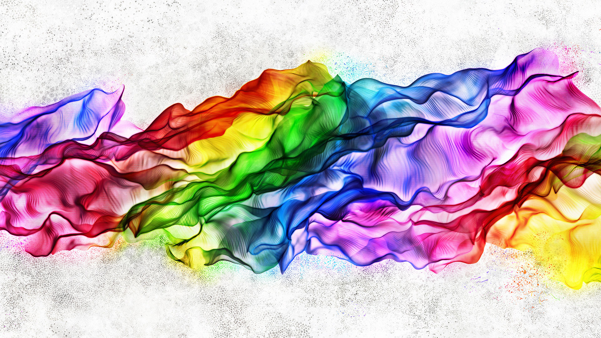 25 hd rainbow wallpapers for White rainbow project