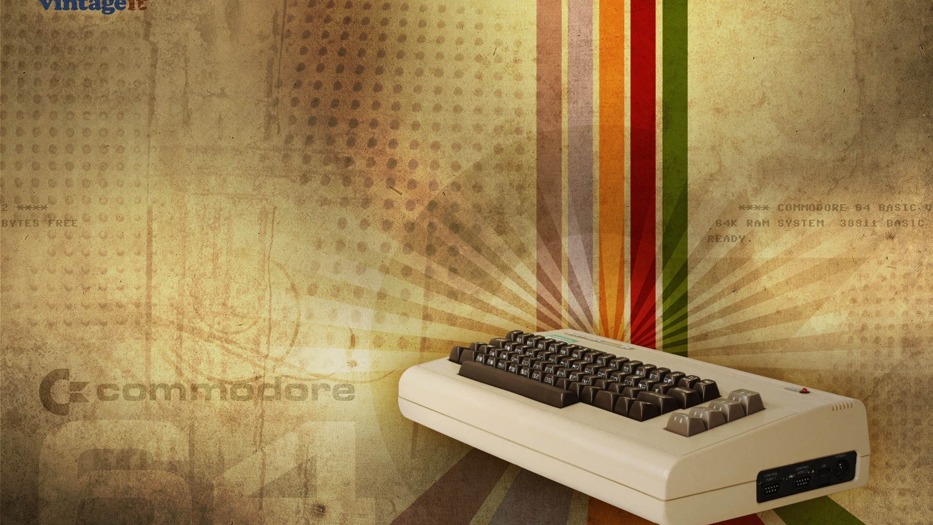 50 HD Retro Wallpapers