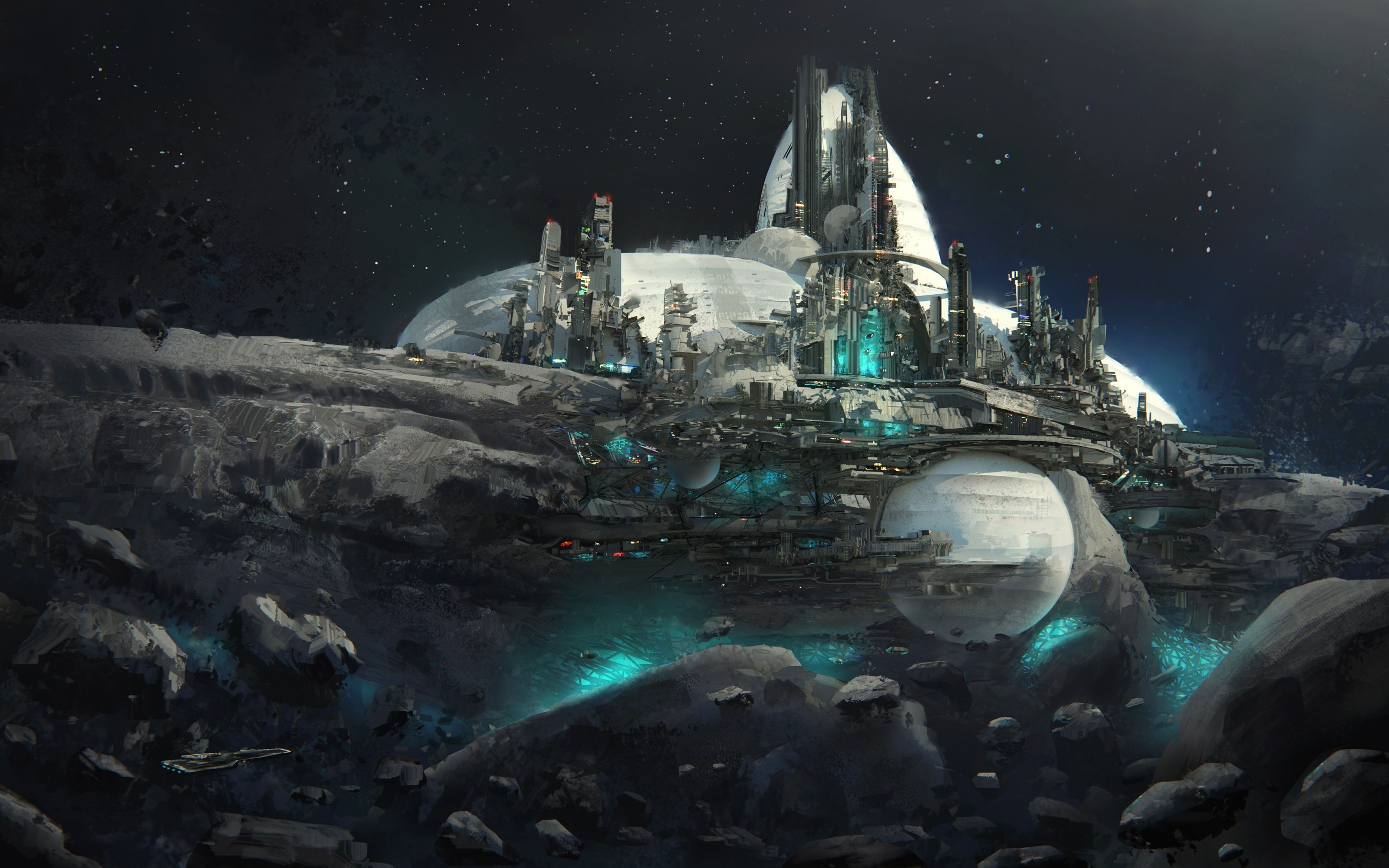 20 Amazing Hd Sci Fi Wallpapers