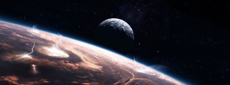 Space Facebook Cover 18