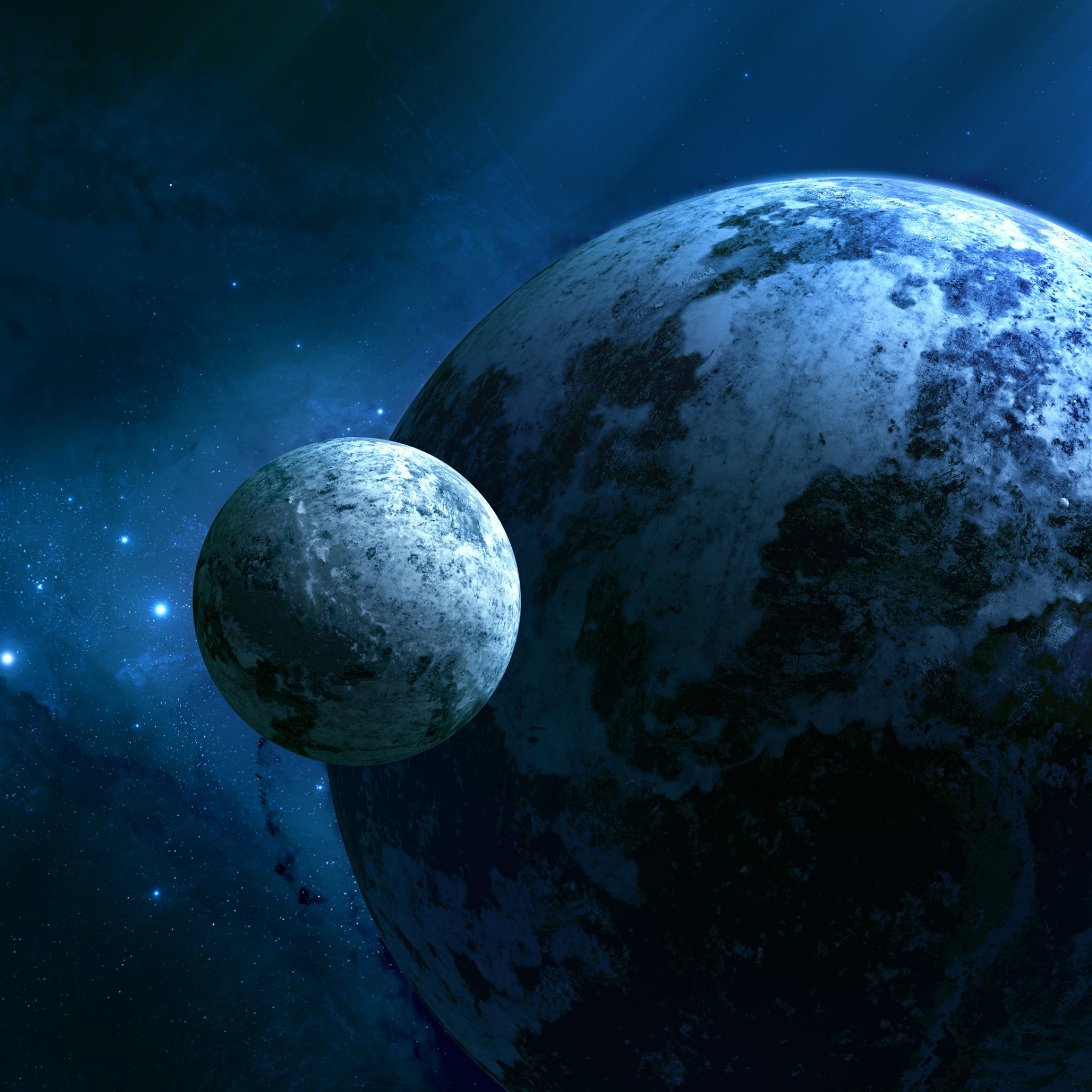 30 HD Space IPad Wallpapers