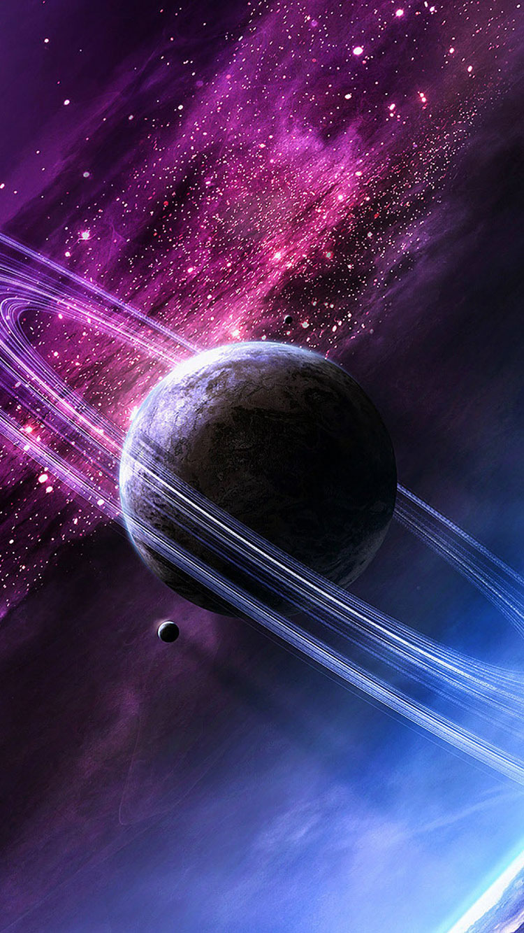 Iphone Space Wallpaper Hd