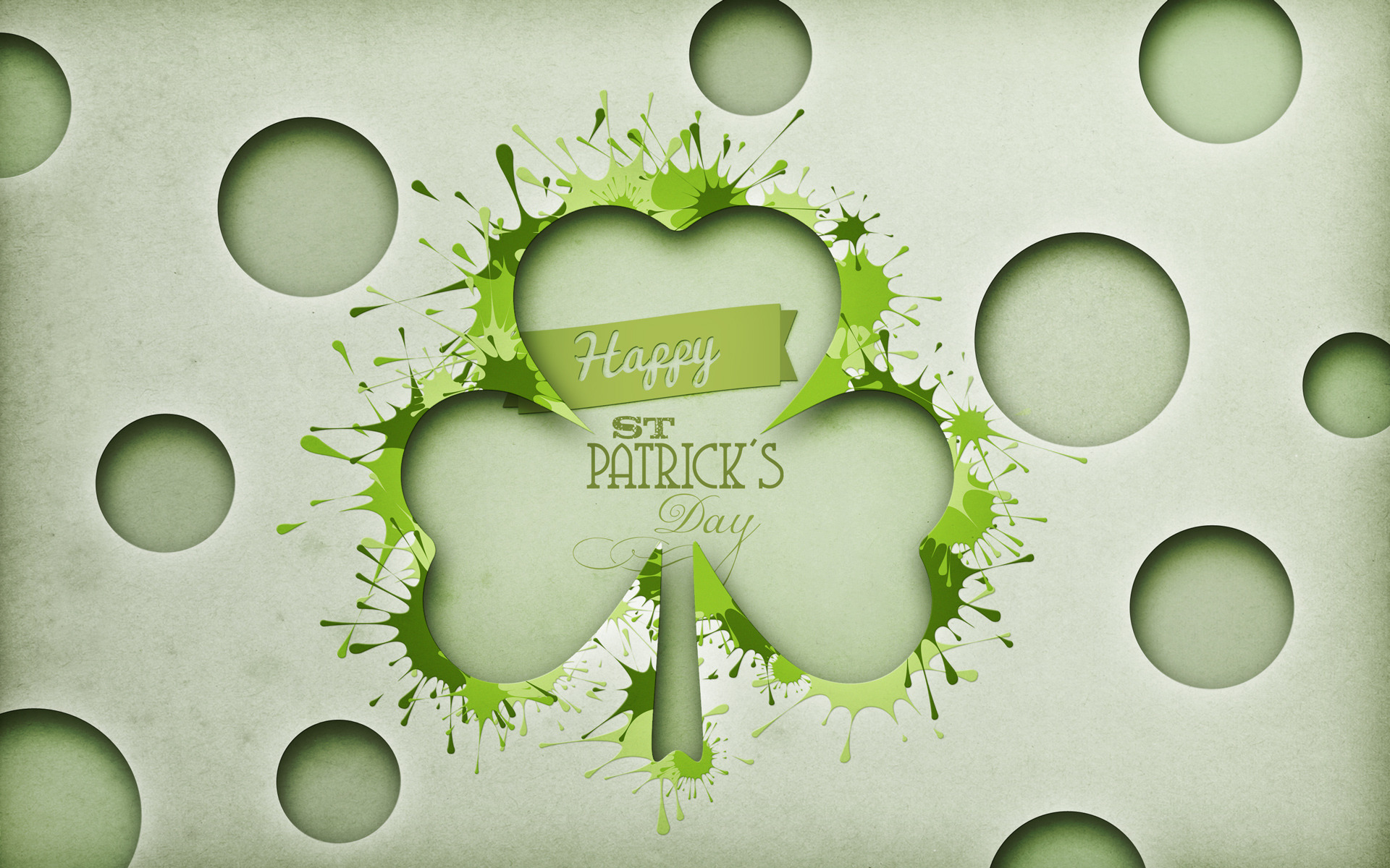 simple st patrick wallpaper - photo #47