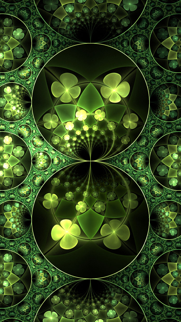 St. Patty's Day iPhone Background 10