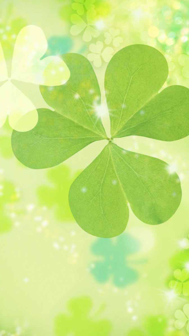 St. Patty's Day iPhone Background 7
