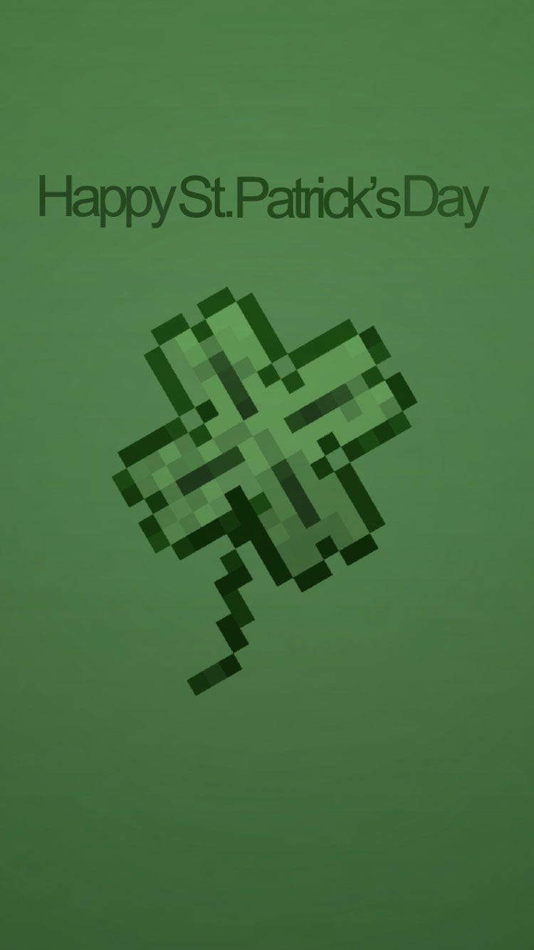 St. Patty's Day iPhone Background 9