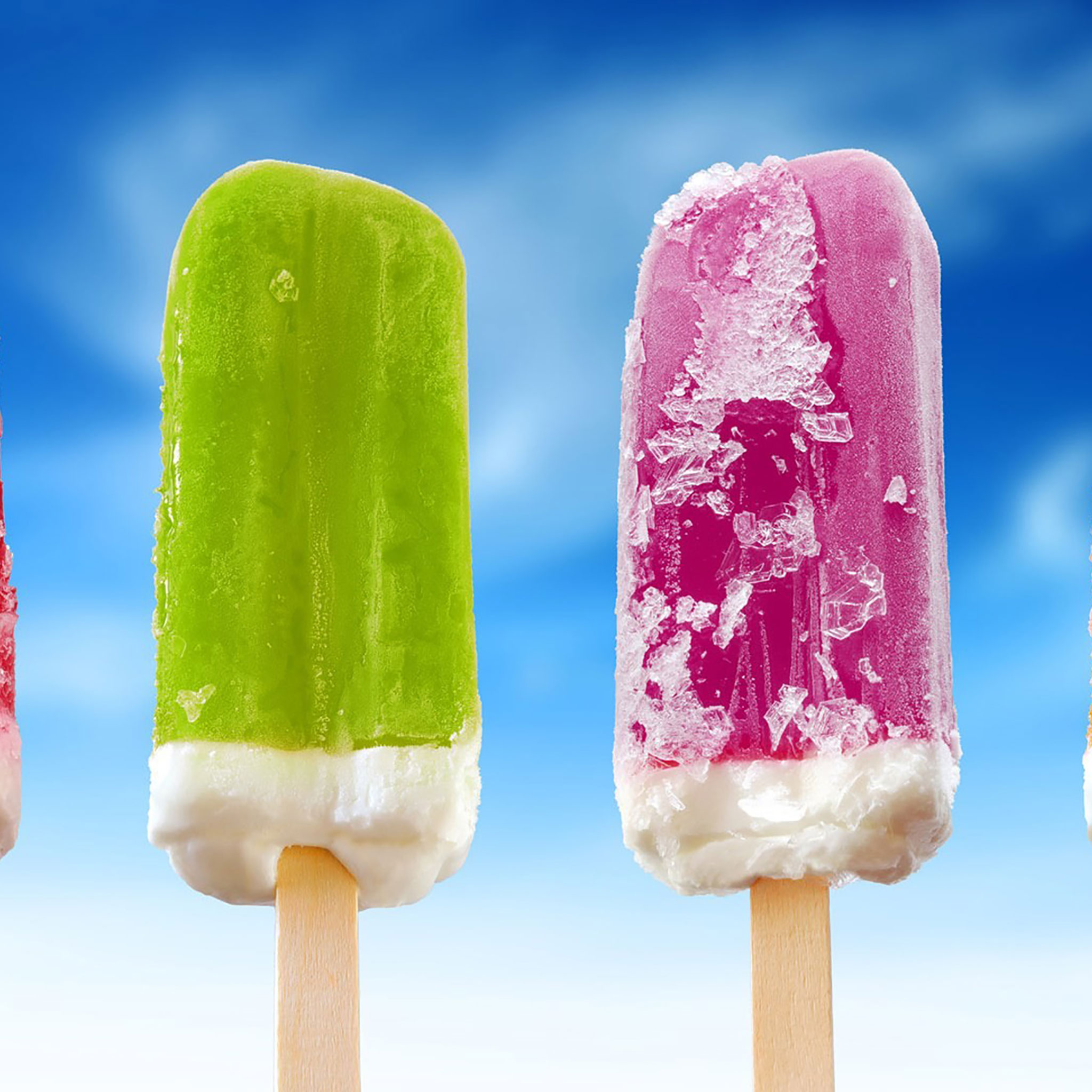 25 Summer Ipad Wallpapers on cartoon ice pops