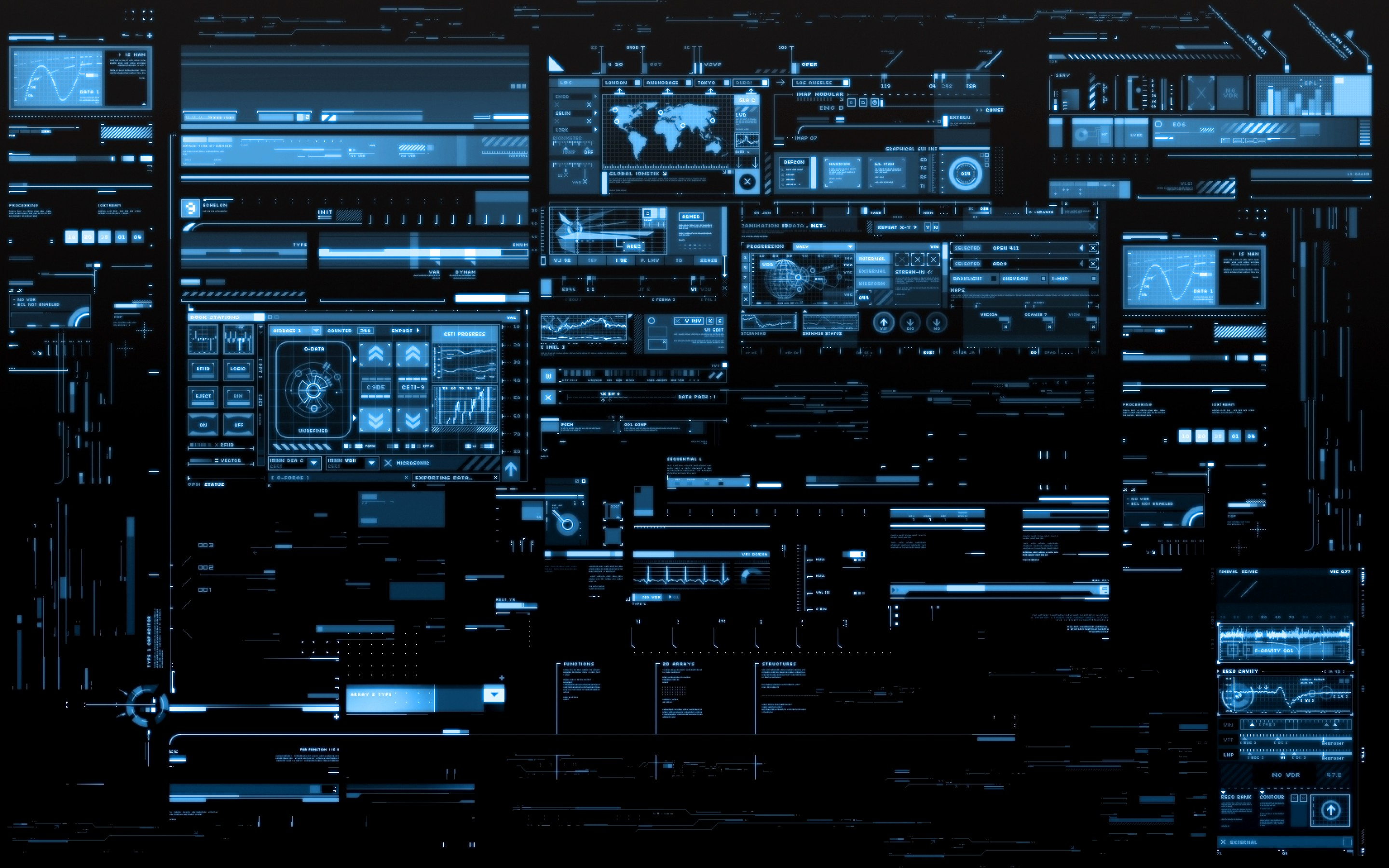 10 hd tech wallpapers