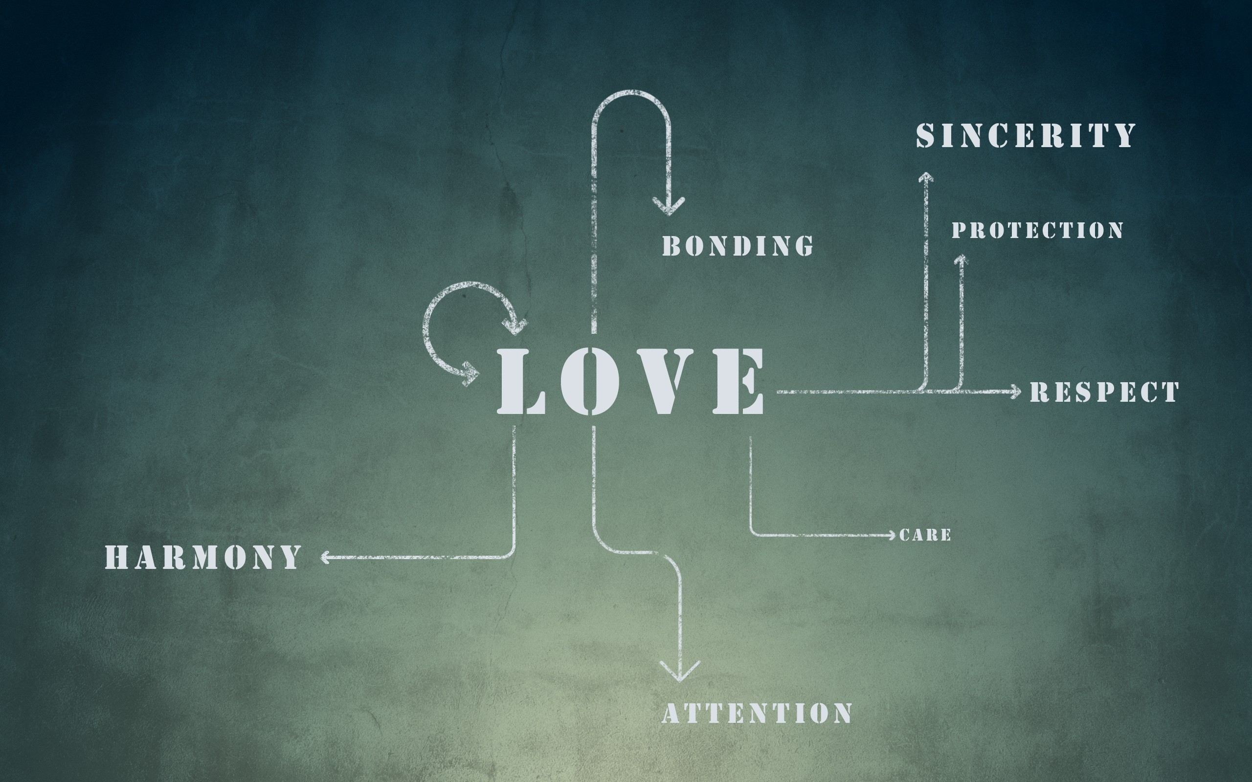 True Love Desktop Wallpaper : 20 HD Typography Wallpapers