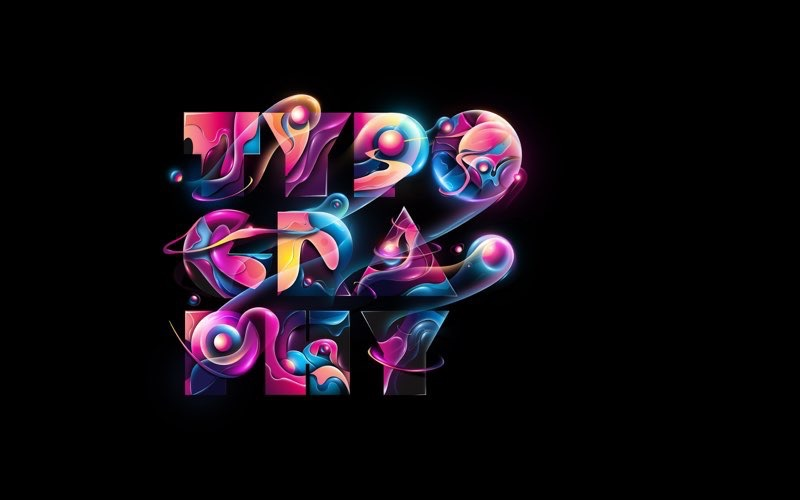 Typography Wallpaper 17