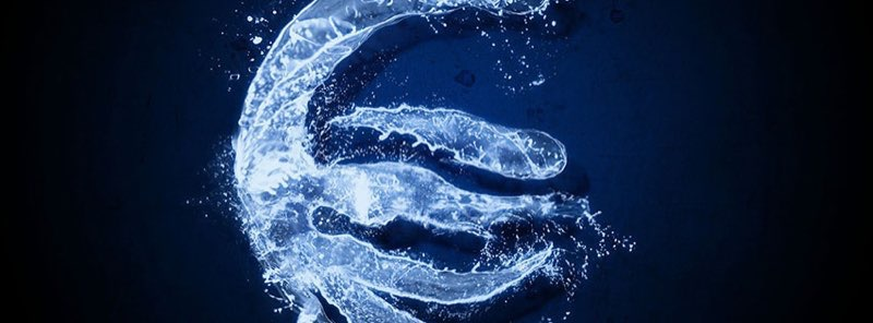 Water Art Facebook Cover 10