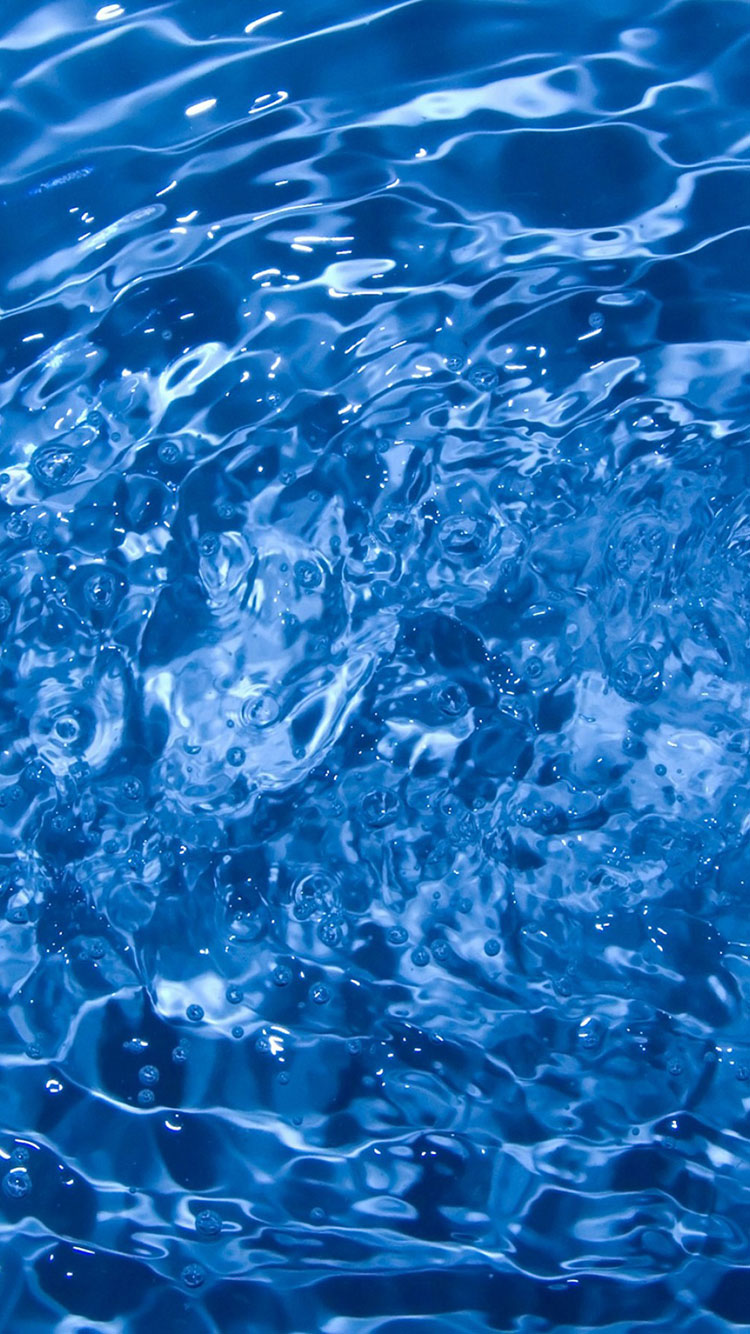 Water Art iPhone Wallpaper 7