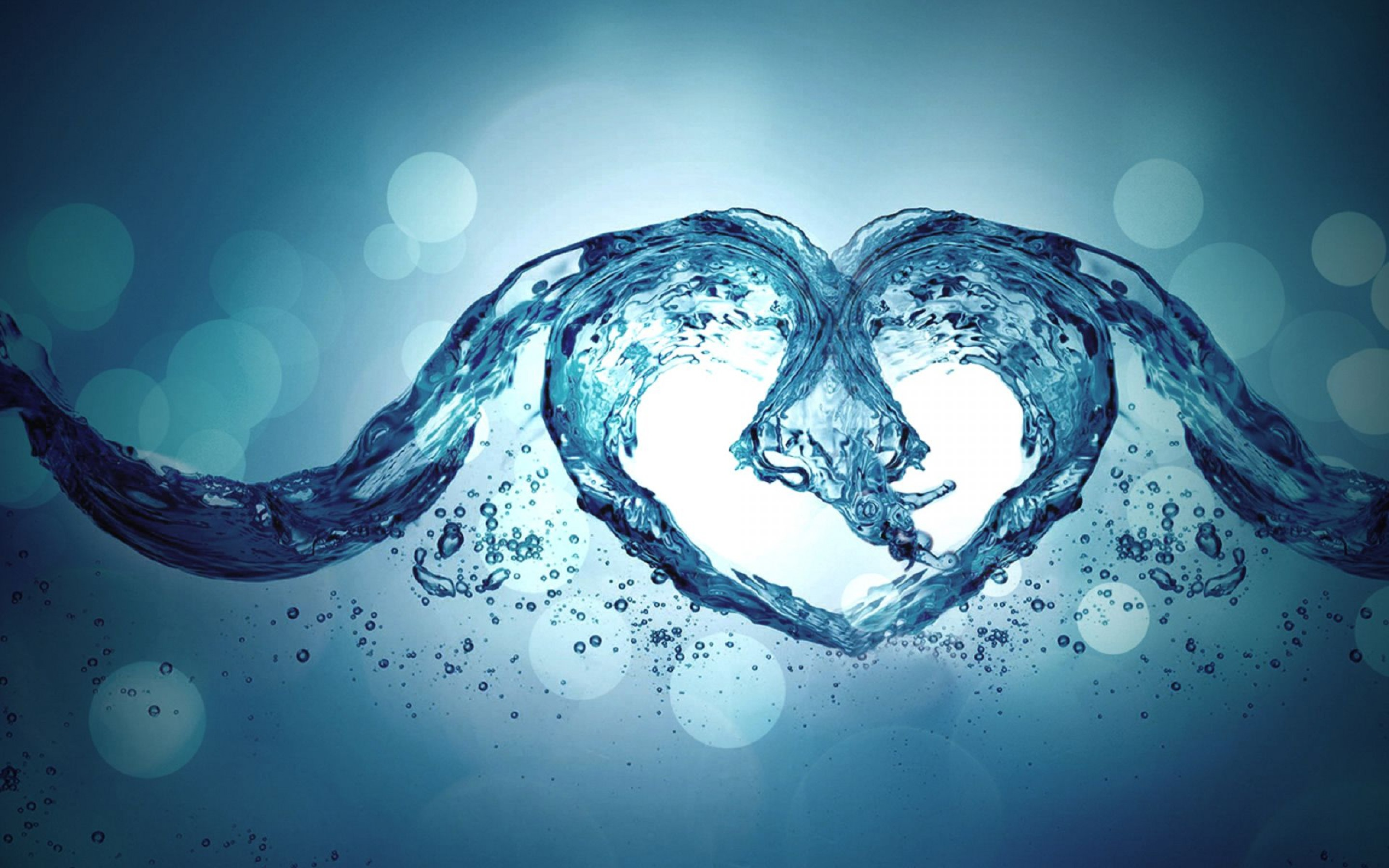 Water Design Wallpaper : Water art wallpapers