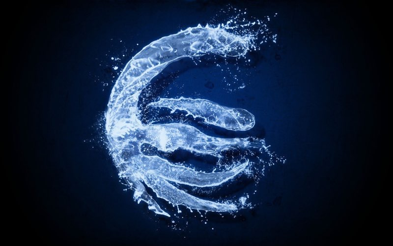 Water Art Wallpaper 10